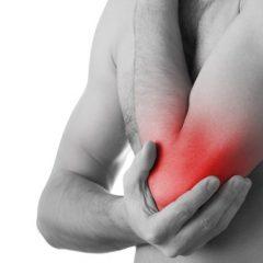 סיבות לכאבים בזרוע