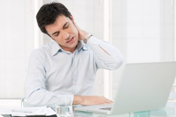 כאבי צוואר, צליפת שוט וטיפולי הזרקה