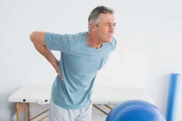 כאבי גב וצוואר שמקורם בבלט דיסק